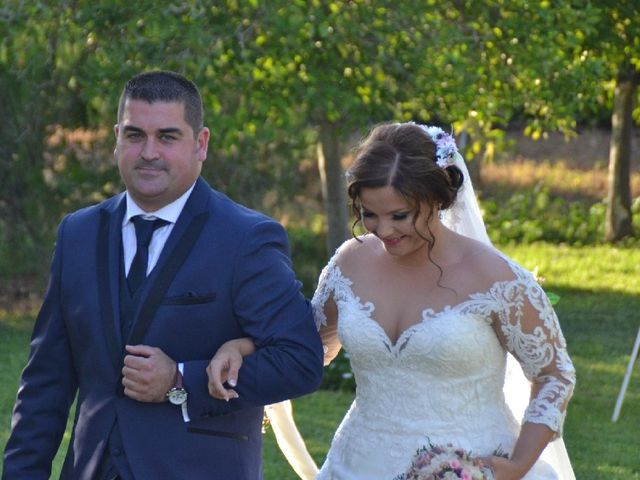 La boda de Luis y Mar en Dos Hermanas, Sevilla 1