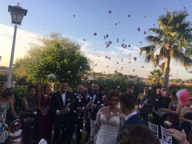 La boda de Luis y Mar en Dos Hermanas, Sevilla 6