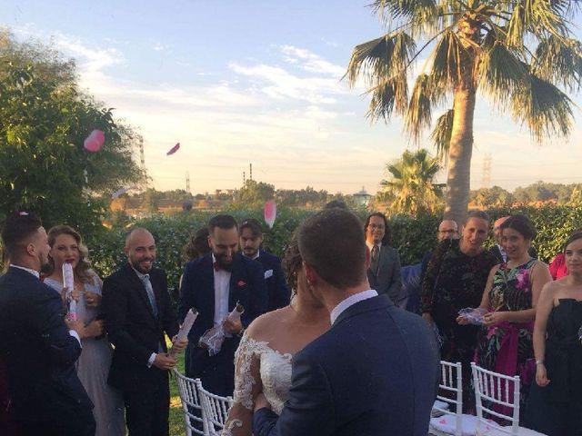 La boda de Luis y Mar en Dos Hermanas, Sevilla 7