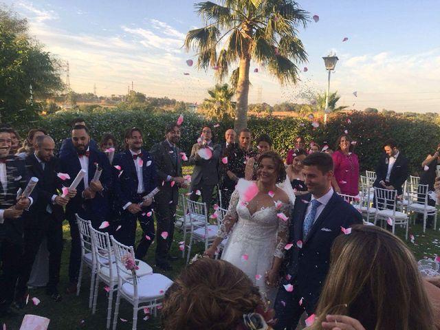 La boda de Luis y Mar en Dos Hermanas, Sevilla 9