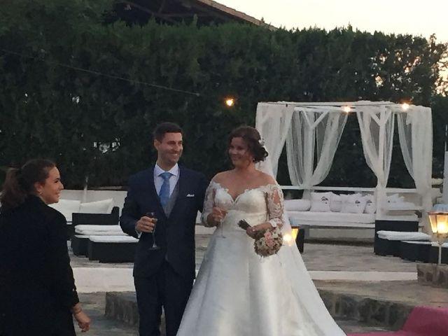 La boda de Luis y Mar en Dos Hermanas, Sevilla 11