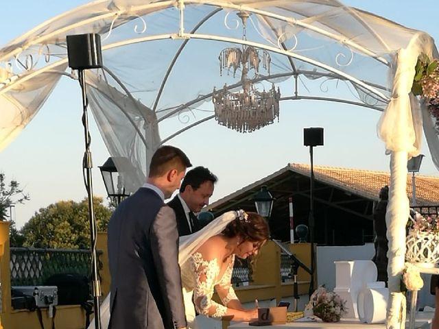 La boda de Luis y Mar en Dos Hermanas, Sevilla 13
