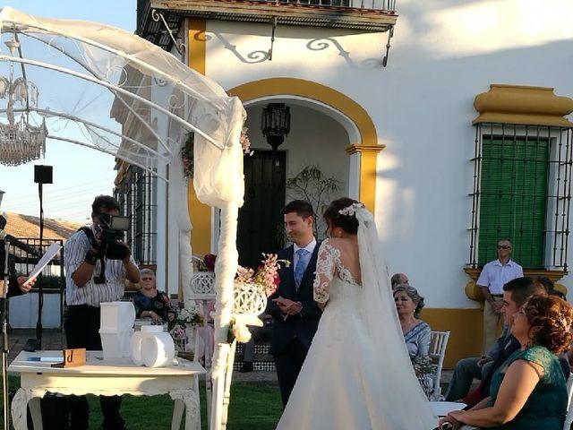 La boda de Luis y Mar en Dos Hermanas, Sevilla 19