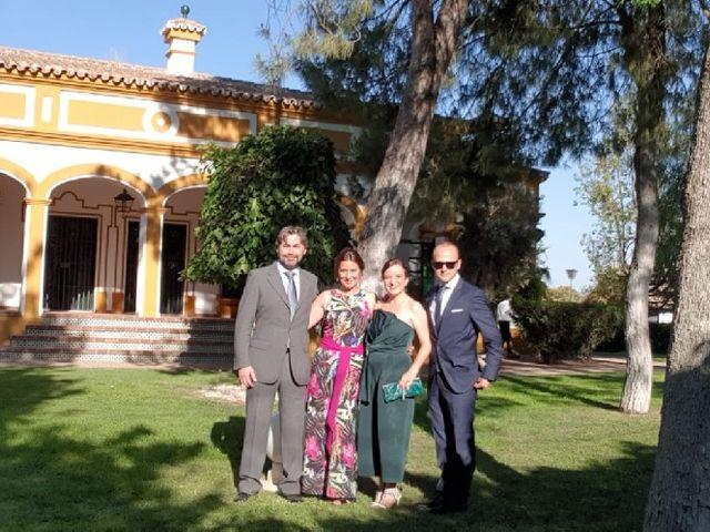 La boda de Luis y Mar en Dos Hermanas, Sevilla 20