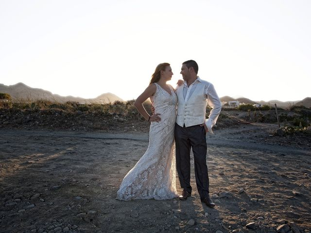 La boda de Elisenda y Fulgencio