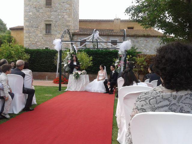 La boda de Carla y Juan Manuel  en Premia De Dalt, Barcelona 2