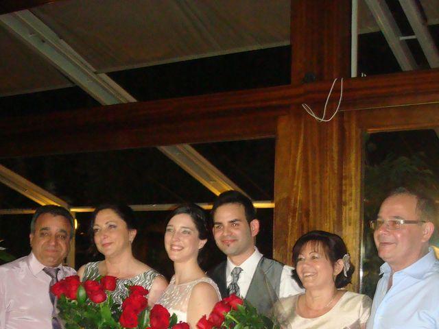 La boda de Carla y Juan Manuel  en Premia De Dalt, Barcelona 3