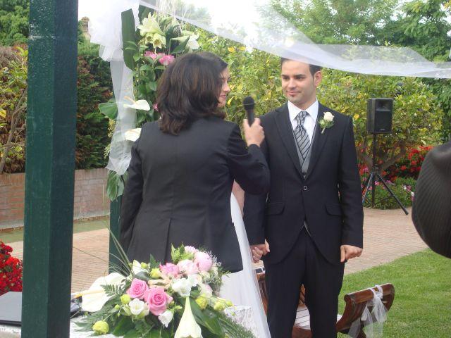 La boda de Carla y Juan Manuel  en Premia De Dalt, Barcelona 7