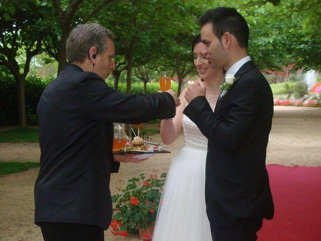La boda de Carla y Juan Manuel  en Premia De Dalt, Barcelona 8