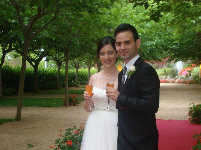 La boda de Carla y Juan Manuel  en Premia De Dalt, Barcelona 9