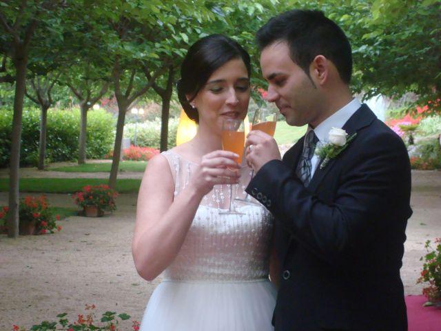 La boda de Carla y Juan Manuel  en Premia De Dalt, Barcelona 10
