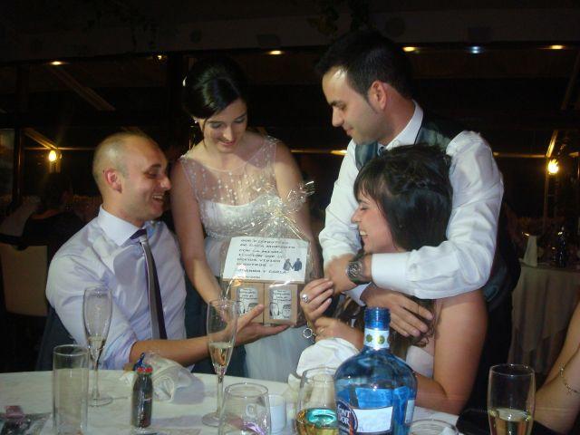 La boda de Carla y Juan Manuel  en Premia De Dalt, Barcelona 11