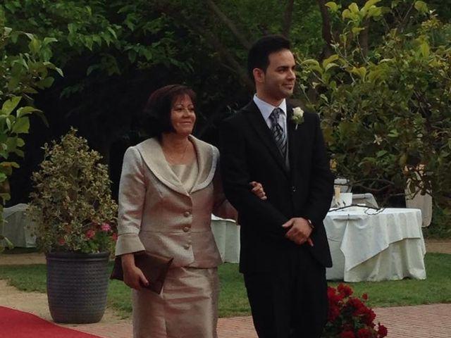 La boda de Carla y Juan Manuel  en Premia De Dalt, Barcelona 15