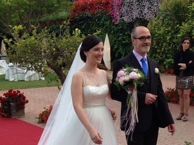 La boda de Carla y Juan Manuel  en Premia De Dalt, Barcelona 16