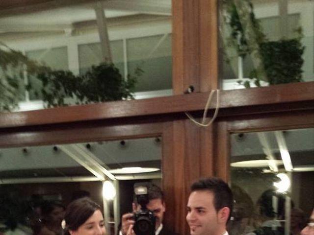 La boda de Carla y Juan Manuel  en Premia De Dalt, Barcelona 18