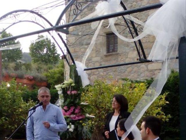 La boda de Carla y Juan Manuel  en Premia De Dalt, Barcelona 23