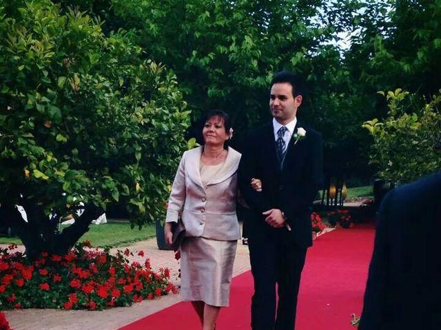 La boda de Carla y Juan Manuel  en Premia De Dalt, Barcelona 25
