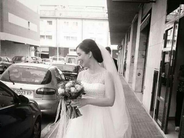 La boda de Carla y Juan Manuel  en Premia De Dalt, Barcelona 26