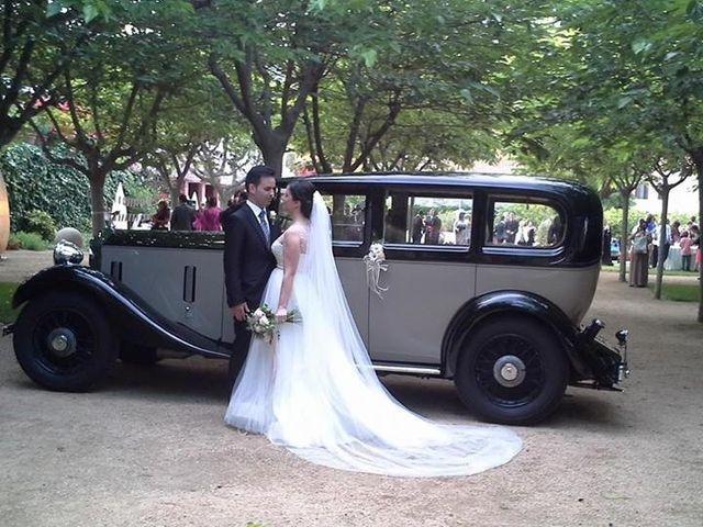 La boda de Carla y Juan Manuel  en Premia De Dalt, Barcelona 28