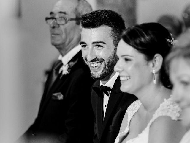 La boda de David y Leticia en Otura, Granada 6