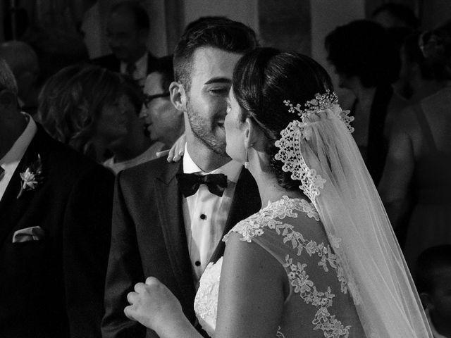 La boda de David y Leticia en Otura, Granada 7