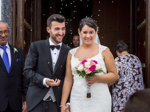 La boda de David y Leticia en Otura, Granada 8