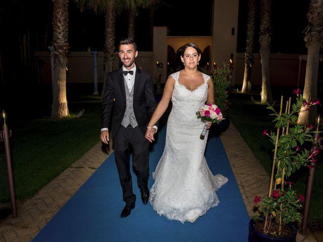 La boda de David y Leticia en Otura, Granada 9
