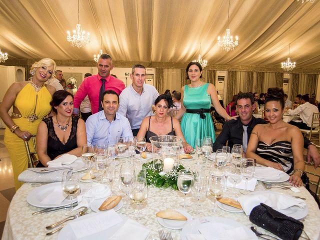La boda de David y Leticia en Otura, Granada 10