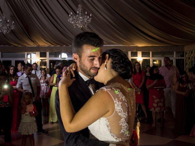 La boda de David y Leticia en Otura, Granada 1
