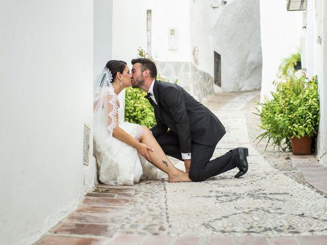 La boda de David y Leticia en Otura, Granada 14