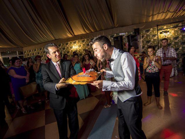 La boda de David y Leticia en Otura, Granada 15