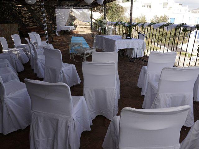 La boda de Rodrigo y Ester en San Jose, Almería 1