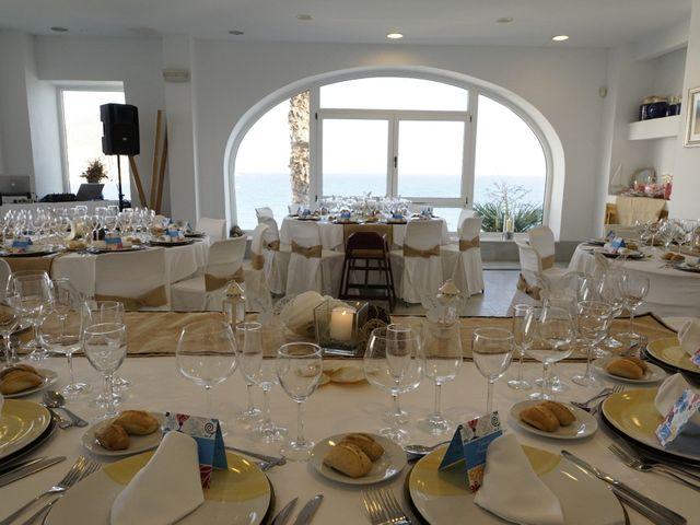 La boda de Rodrigo y Ester en San Jose, Almería 2