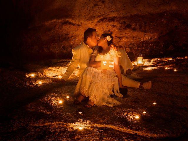 La boda de Rodrigo y Ester en San Jose, Almería 4