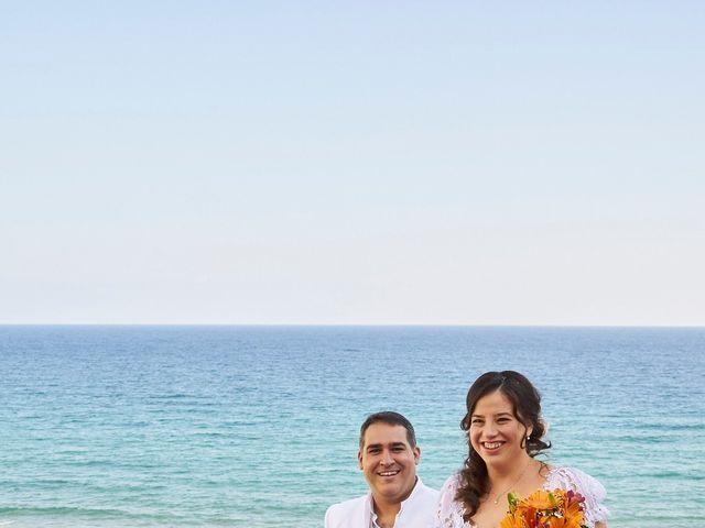 La boda de Rodrigo y Ester en San Jose, Almería 5