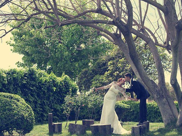 La boda de Raúl y Rebeca en Banyeres Del Penedes, Tarragona 1