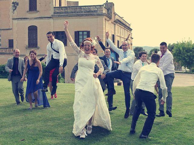 La boda de Raúl y Rebeca en Banyeres Del Penedes, Tarragona 21