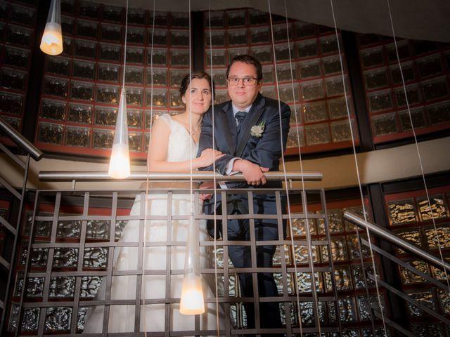 La boda de Julia y Roberto