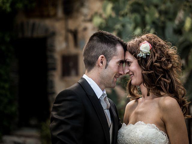 La boda de Dani y Noelia en Galapagos, Guadalajara 16