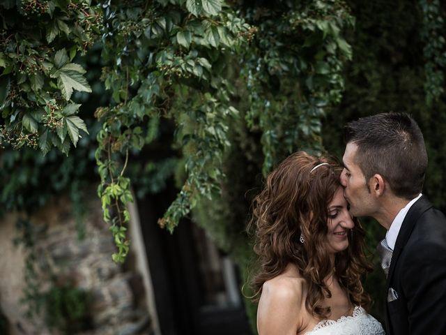 La boda de Dani y Noelia en Galapagos, Guadalajara 19