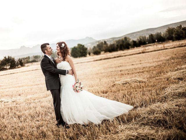 La boda de Dani y Noelia en Galapagos, Guadalajara 24