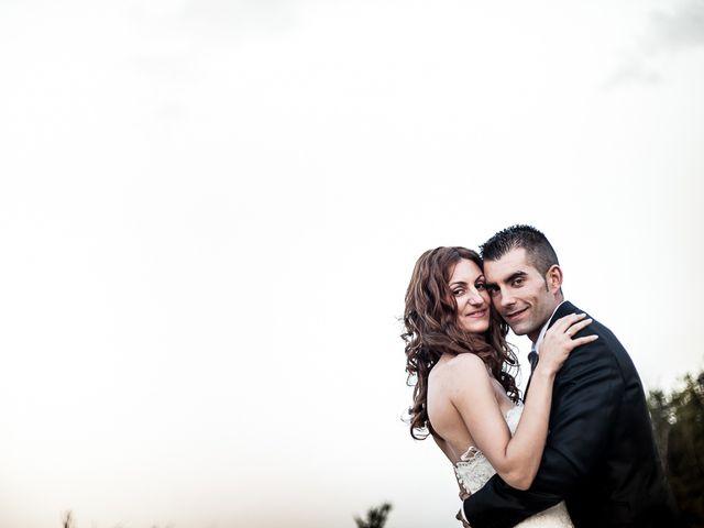 La boda de Dani y Noelia en Galapagos, Guadalajara 26