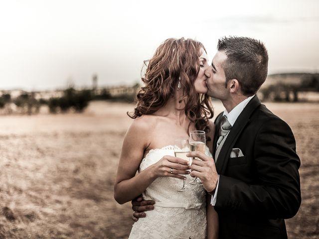 La boda de Dani y Noelia en Galapagos, Guadalajara 33
