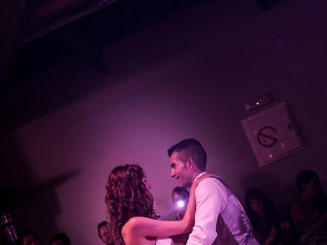 La boda de Dani y Noelia en Galapagos, Guadalajara 38
