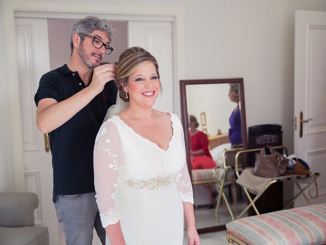 La boda de Carlos y Carmen en Jerez De La Frontera, Cádiz 3
