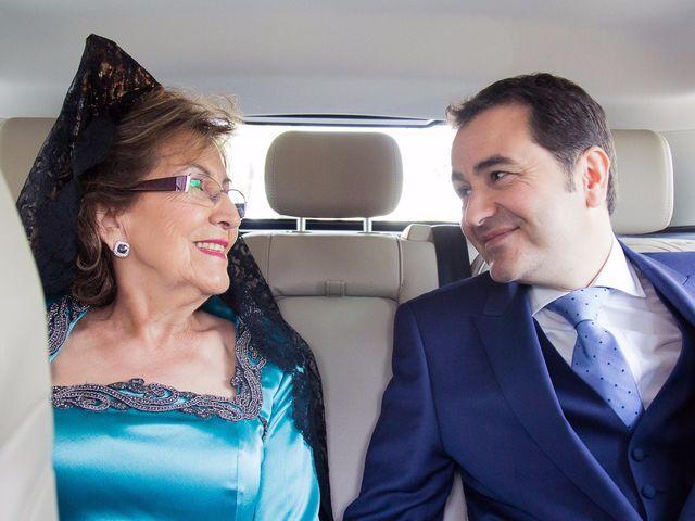 La boda de Carlos y Carmen en Jerez De La Frontera, Cádiz 11