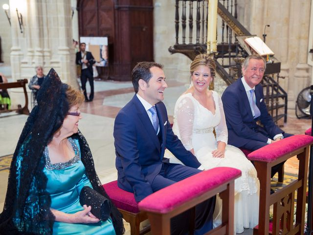 La boda de Carlos y Carmen en Jerez De La Frontera, Cádiz 14