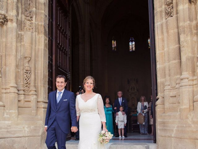 La boda de Carlos y Carmen en Jerez De La Frontera, Cádiz 15