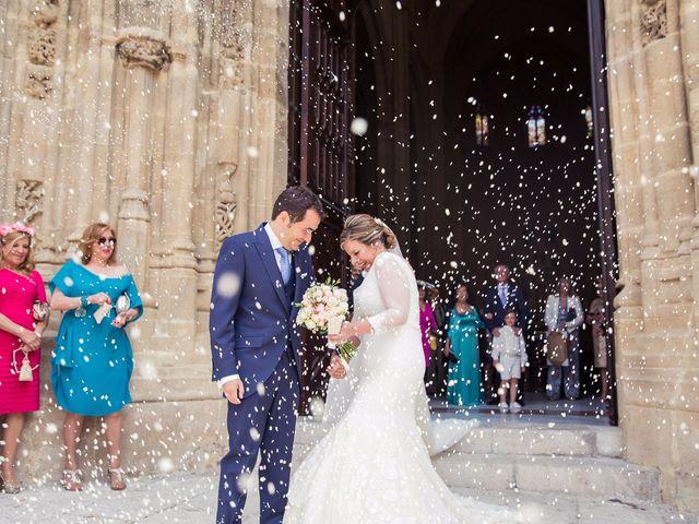 La boda de Carlos y Carmen en Jerez De La Frontera, Cádiz 16