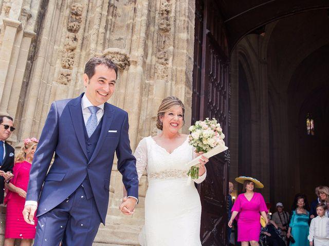 La boda de Carlos y Carmen en Jerez De La Frontera, Cádiz 18